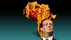Il marxismo libertario: Françafrique:   LO STILE FRANCESE DELL'IMPERIALISM...