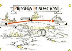 Primeira Fundação de Santa Teresa de Ávila: Mosteiro de São José, em Ávila.