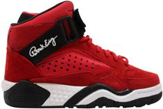 Buy and sell authentic Ewing Ewing Focus Chilling Red/Black-White shoes and thousands of other Ewing Athletics sneakers with price data and release dates. Ewing Shoes, Black And White Shoes, Red Black, Ewing Athletics, Baskets, Nike Shoes, Sneakers Nike, Fresh Shoes, Classic Sneakers