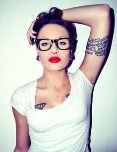 Diamonds on the chest. #tattoo #tattoos #Ink