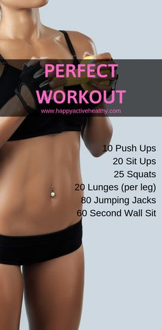 Get a full body workout at home. These are perfect 30 day fitness challenges. For women and men, even if you're a beginner. You can do these with or without weights, they require no equipment. If your goal is weight loss, getting tone, building muscle, or staying fit, these are great workouts. Awesome full body workout routine, quick and easy, and great for fat burning. Get a great body in 30 days. #fullbodyworkout#athome #30daychallenge #fitnesschallenge #weightloss #fullbodyworkoutforwomen