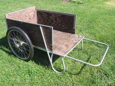 yard cart plans