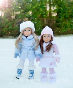 American Girl Doll House Blog and Doll Diaries