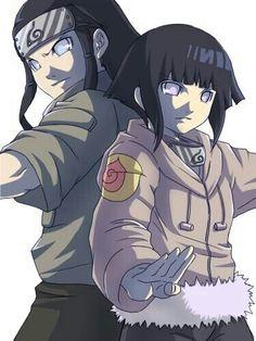 Naruto: Neji and Hinata Anime Naruto, Naruto Shippuden, Boruto, Hinata Hyuga, Naruhina, Uchiha Fugaku, Naruto And Hinata, Naruto Cute, Manga Anime