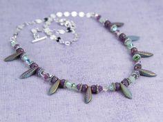 Jeweled Elegance Necklace