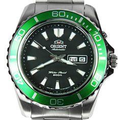 Orient Mako Automatic 200m Gents Dive Watch EM75003B