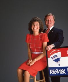 RE/MAX Co-Founders Dave & Gail Liniger started the company in 1973 and have grown the global network to more than 85 countries. #remax40