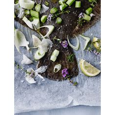 Gone Fishing: Fish Recipes from a Nordic Kitchen Fish Recipes, Seafood Recipes, Nordic Kitchen, Gone Fishing, Fennel, Easy Meals, Herbs, Dishes, Vegetables