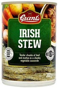 Ricetta originale per il tipico stufato irlandese! Potrai provarlo senza dover ricorrere a nessuna ricetta e senza perder tempo in cucina! IRISH STEW GRANT'S #cucinairlandese #stufatoirlandese #carne #spezzatino #pranzo #cena #tipico