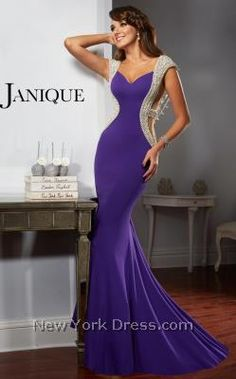Janique W1007 - NewYorkDress.com