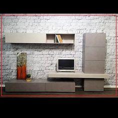 ΣΥΝΘΕΣΗ COLOBO Floating Nightstand, Flat Screen, Projects To Try, Shelves, Table, Furniture, Home Decor, Floating Headboard, Blood Plasma