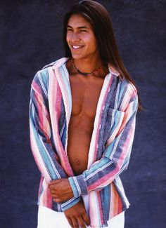 Native American Actors | Not nearly enough Native American men here. May I present...Rick Mora ...
