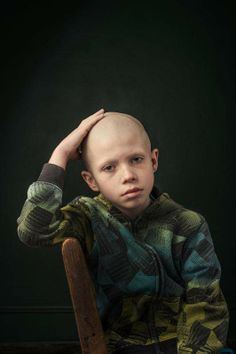 Living Portraits: Ean Hughes my hero is in the asheville paper today. Check him out.