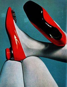 Guy Louis Bourdin, 1967 1960s shoes