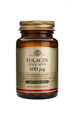 Folic Acid is a nutrient, recommended by the NHS, for pre-pregnant women. Pre Pregnancy, Pregnancy Workout, Vegan Sugar, Folic Acid, Baby Health, Candle Jars, The 100, Nutrition