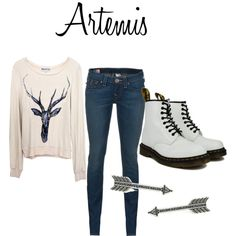 """""""Artemis"""" by lucy-jaye on Polyvore"""