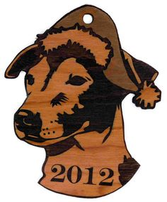 Custom Personalized Jack Russell Christmas by RedcoIndustries, $9.99