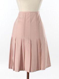 Ann Taylor LOFT Casual pleated Skirt