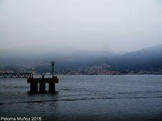 Puerto de La Coruña. Port of La Coruna
