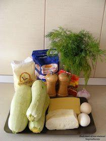 Dulciuri si nu numai: Chiftelute de dovlecei la cuptor Tzatziki, Dairy, Cheese, Blog, Blogging