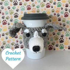 Amigurumi Patterns  Amigurumi Pattern  Dog by HookedbyAngel