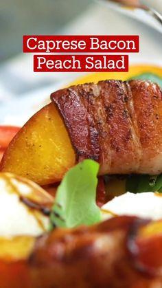 Appetizer Recipes, Salad Recipes, Dinner Recipes, Appetizers, Cooking Recipes, Healthy Recipes, Soup And Salad, Summer Recipes, Food Porn