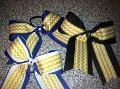 CheerBows/Softball Bows