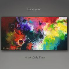 Canvas print stretched canvas giclee print from my by sallytrace, $169.00