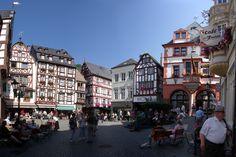 Bernkastel-Kues, Marktplatz