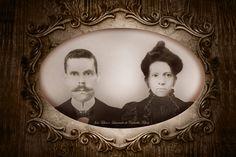 FamiliaTofani-JoseTofani e Laurinda de Carvalho.