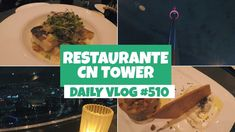 Restaurante da CN Tower: vale a pena? | DAILY VLOG #510 https://youtu.be/y7cl-02ch6M