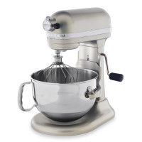 My best appliance ever, Kitchen Aid mixer, but mines Pink!