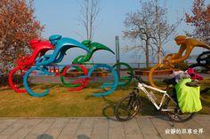 寂靜的單車世界: 單車環中國第111日 千島湖遊玩