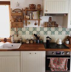 Room Inspiration, Interior Inspiration, Kitchen Design, Kitchen Decor, Cute House, Interior Decorating, Interior Design, Home And Deco, House Rooms