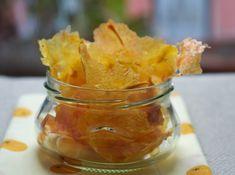 Chips... con quel che resta della spremuta!