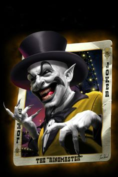 evil clowns More