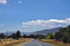 on the way to Corryong (Victoria, Australia).
