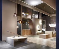 Light + Building 2014 Frankfurt – B.lux by David Abad trade fairs exhibitions