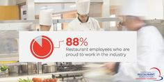 We're 13.5 million strong. Retweet if you are proud to work in the restaurant industry. #ChooseRestaurants