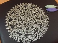 Stawasz Mega Doilies by Tatting by the Bay