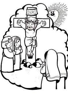 Livrinho História da Páscoa Para Imprimir - Blog Cantinho Alternativo Bible Coloring Pages, Coloring Pages For Kids, Coloring Books, Jesus Crafts, Bible Crafts, Sunday School Activities, Sunday School Crafts, Jesus Cartoon, Jesus Drawings