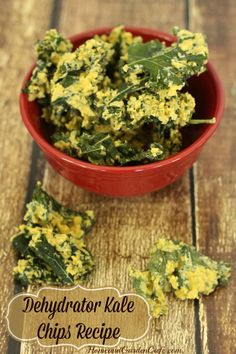 Excalibur dehydrator kale chips recipe