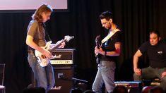 Steve Vai & Theodore Kalantzakos Jamming During Alien Guitar Secrets Mas...