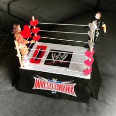WWE WrestleMania Valentines Box