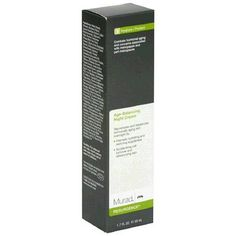 Murad Resurgence Age-Balancing Night Cream***Size: 1.7 oz.Rejuvenates and rebalances hormonally aging skin overnight,Intensely hydrating and restoring suppleness,Accelerating cell turnover and retexturizing skin,Clove Flower Extract rejuvenates the look of wrinkled skin,Ultra rich hydrating cream,.