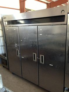 all your used restaurant equipment needs
