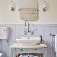 Lindos banheiros e lavabos decorados para mulheres e também para a ala masculina | Arrumadíssimo