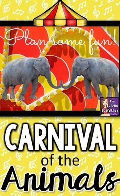 Resources for teaching Saint-Saens' Carnival of the Animals. Print and go activities save me SO much time! Preschool Music, Teaching Music, Primary Teaching, Music Education Activities, Book Activities, Daily Activities, Carnival Of The Animals, Future Music, Music Worksheets