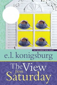 1997- The View from Saturday by E.L. Konigsburg - Four students, with their own individual stories, develop a special bond and attract the attention of their teacher, a paraplegic, who chooses them to represent their sixth-grade class in the Academic Bowl competition.