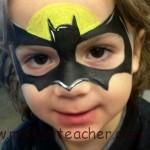 Child Face Painting Inspirational 16 Diy Easy and Beautiful Face Painting Ideas for Kids Batman Face Paint, Superhero Face Painting, Face Painting For Boys, Body Painting, Face Painting Halloween Kids, Spiderman Face, Easy Face Painting Designs, Face Painting Tutorials, The Face